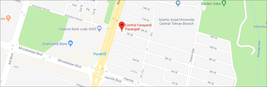 cfp in google map